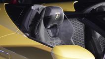 Lamborghini Huracan LP 580-2 Spyder: LA 2016
