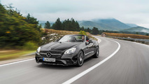 Mercedes-AMG-SLC 43 negro