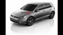 VW confirma Golf reestilizado para novembro com novas tecnologias de segurança