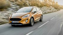 2018 Ford Fiesta Active