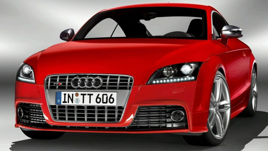 Official: Audi TTS Revealed Ahead of NAIAS Debut