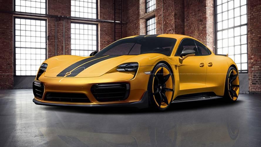 Illustration - Porsche Taycan Exclusive Series, la bonne idée ?