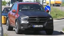 2019 Mercedes GLE new spy photos