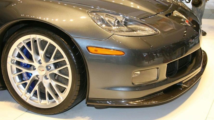 Chevrolet Joins Supercar Realms with Corvette ZR1 at Detroit