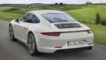 Porsche 911 50th Anniversary Edition 04.06.2013