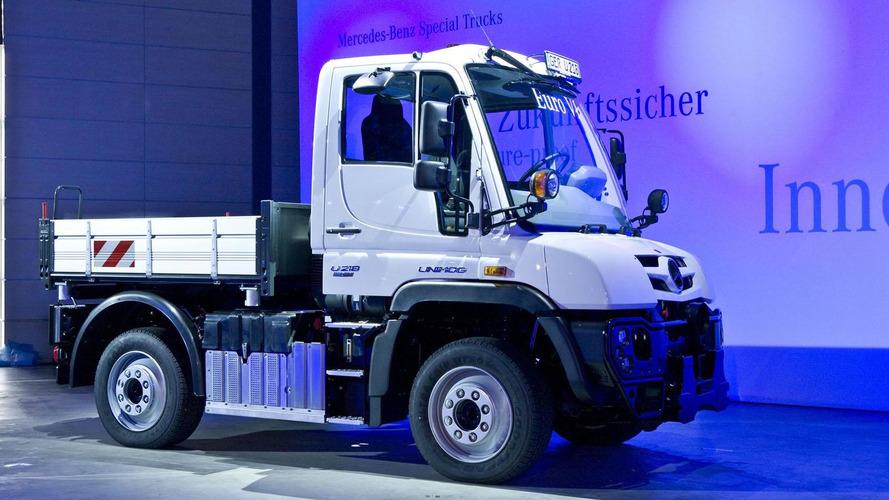 2014 Mercedes Unimog & Econic revealed