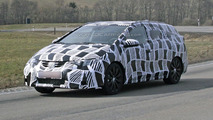 2014 Honda Civic Tourer spy photo 09.04.2013
