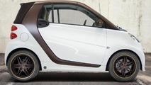 Smart ForTwo BoConcept revealed