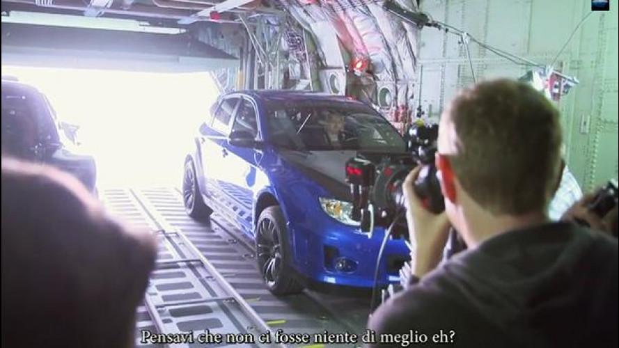 Fast & Furious 7, pazzesco dietro le quinte con Paul Walker! [VIDEO]
