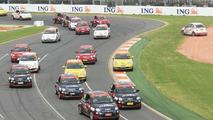 Fiat 500 Celebrity Race 2008