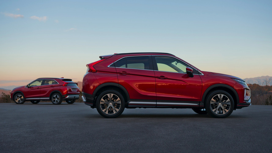 Mitsubishi Eclipse to cross Geneva with AWD, turbo power