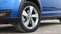 Essai Škoda Octavia Scout restylée 2017
