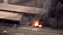 Georgia I-85 Bridge Fire