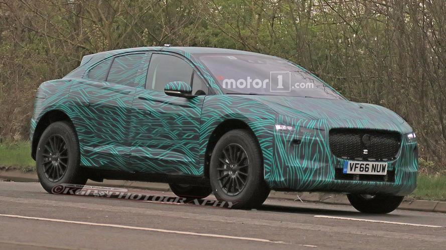 Jaguar, I-Pace'in gelişiminde Formula E birikimini kullanıyor