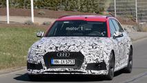 Audi RS4 Avant 2018 fotos espía