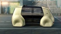 Volkswagen Sedric Concept 2017