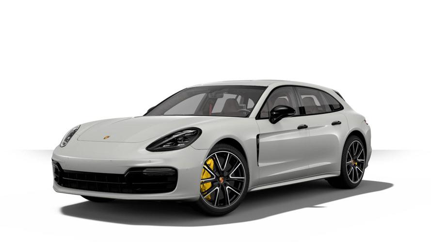 Most Expensive Porsche Panamera Sport Turismo Costs $235,560