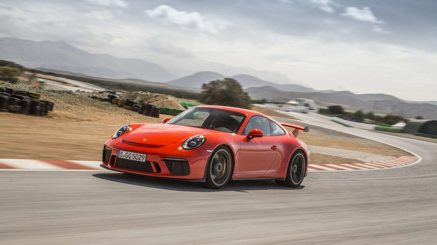 Porsche 911 GT3 Successor To Lose Manual, Gain Turbo?