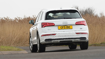 2017 Audi Q5 2.0 TDI quattro first drive