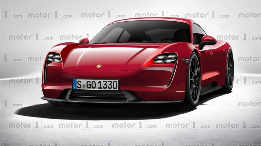2020 Porsche Taycan: Neler Biliyoruz?