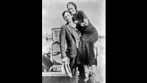 L'auto di Bonnie e Clyde