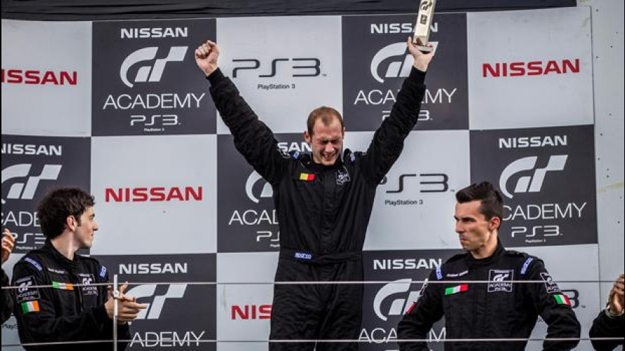 Nissan GT Academy 2012: il vincitore è Wolfgang Reip