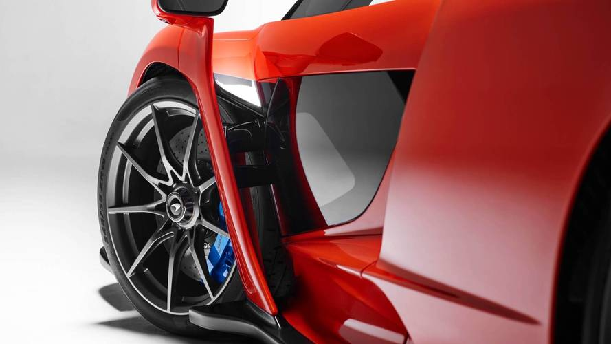 Everything you need to know about the new McLaren Senna