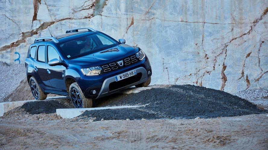 Yeni Dacia Duster - İlk Sürüş Testi