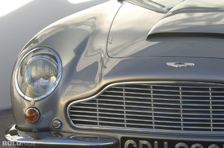 Aston Martin DB6 Short Chassis Volante