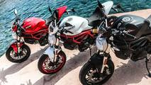 25 aniversario Ducati Monster