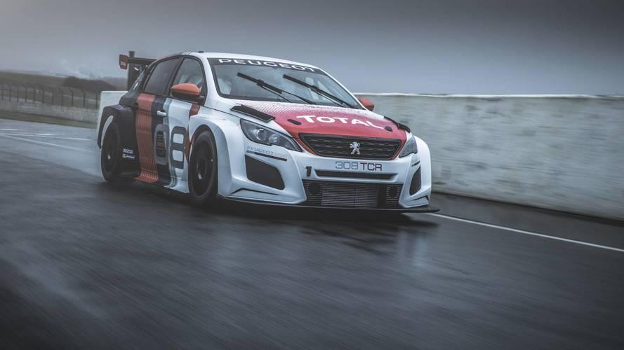 Peugeot 308TCR 2018: el nuevo aspirante para los campeonatos de turismos