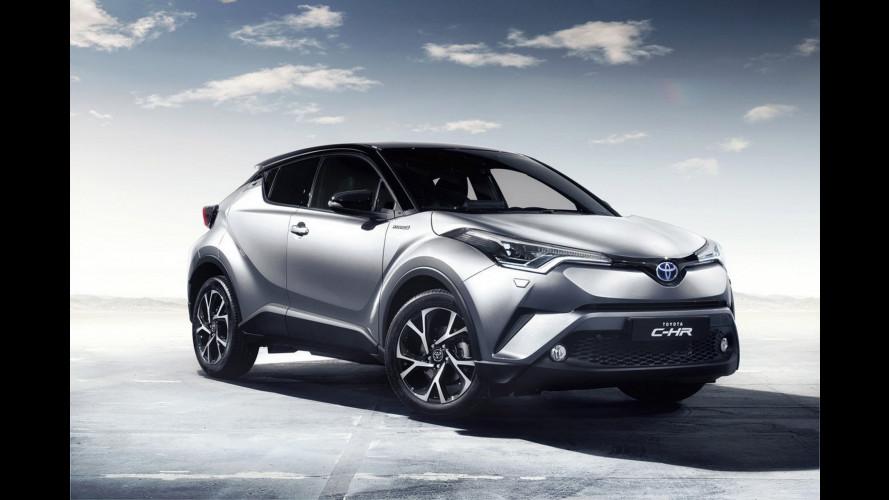 Toyota studia un modo per riciclare le batterie delle auto elettrificate