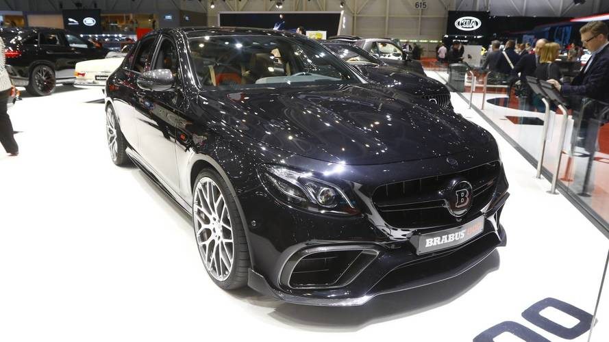 Brabus 800 at the 2018 Geneva Motor Show