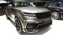 Range Rover Velar by Startech at the 2018 Geneva Motor Show