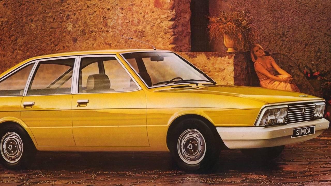 1976: Simca 1307 / Chrysler Alpine