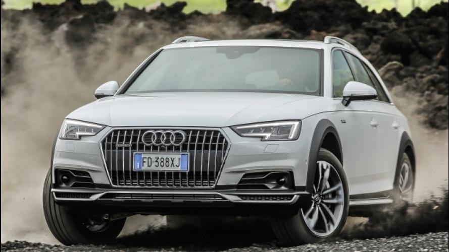 Audi e FISI sfidano l'Etna, uno spot adrenalinico [VIDEO]