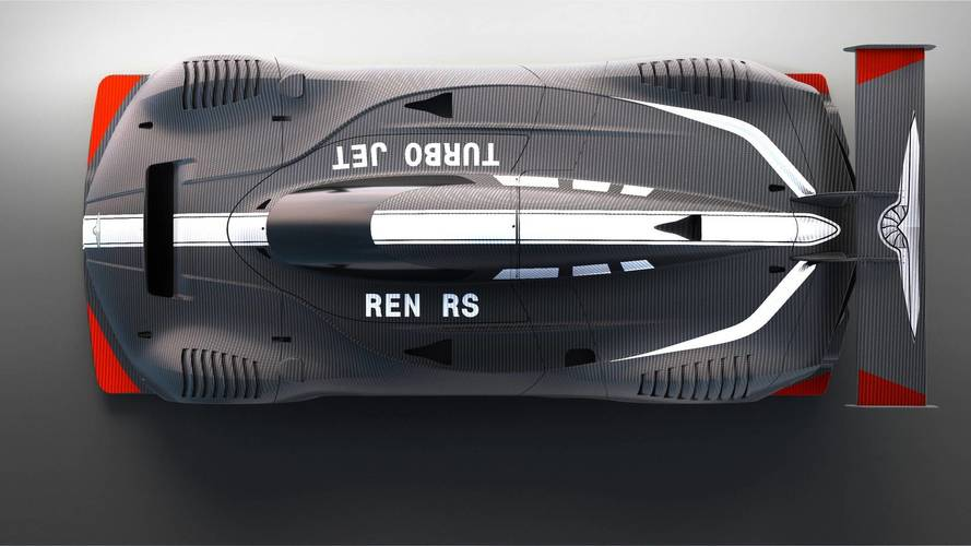 Techrules Ren RS Has One Seat, Six Electric Motors, Four-Digit HP