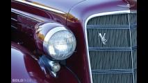 Cadillac V-12 Convertible Sedan by Fleetwood
