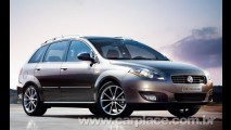 Próximo lançamento? Nova perua Fiat Croma já roda em testes no Brasil