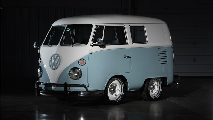 Gas Monkey Garage VW Shorty Bus heading to auction