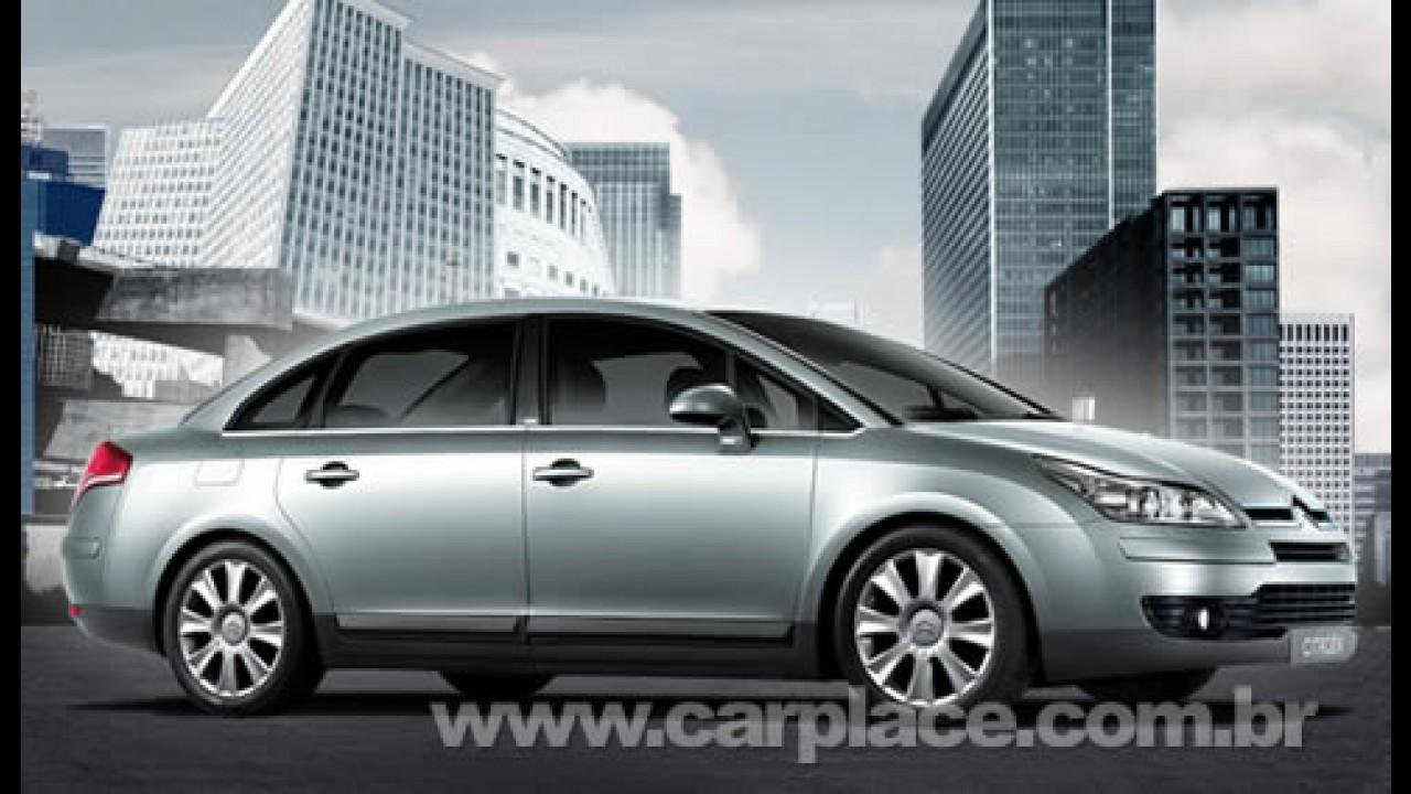 Citroën lança C4 Pallas com motor 2.0 Flex de até 151 cavalos por R$ 69.495