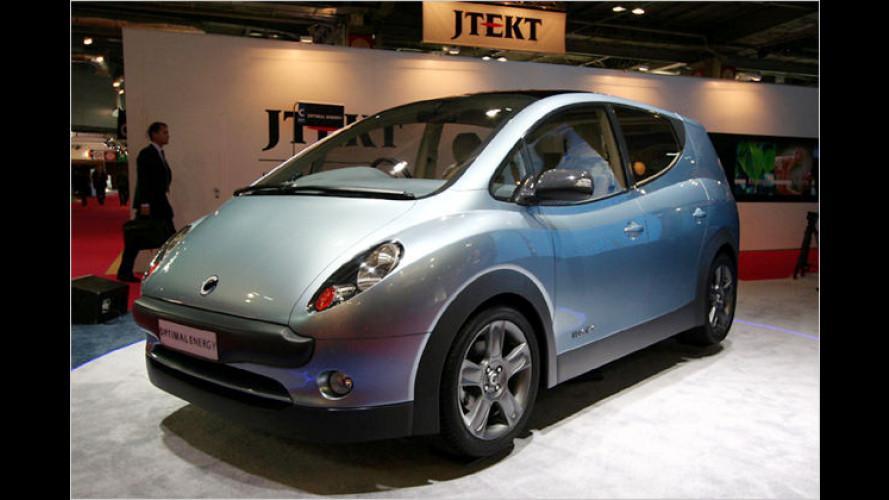 Premiere für den Joule: Das erste Elektroauto aus Afrika