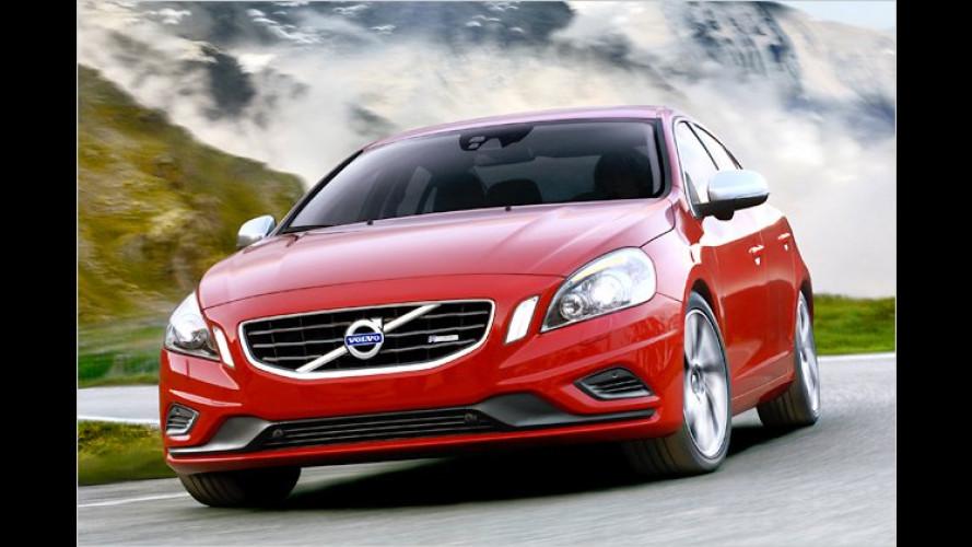 Volvo S60/V60 R-Design: Preise raus