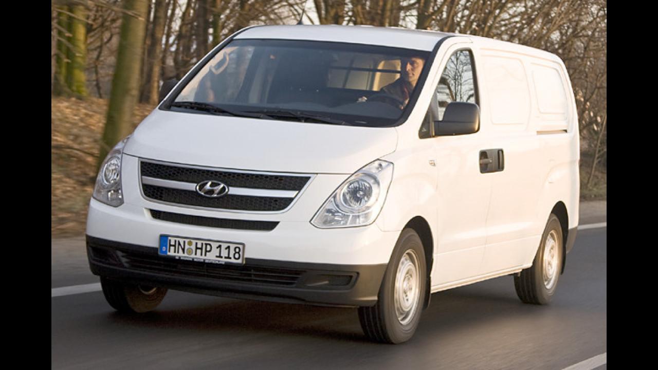 Neuer Hyundai H-1