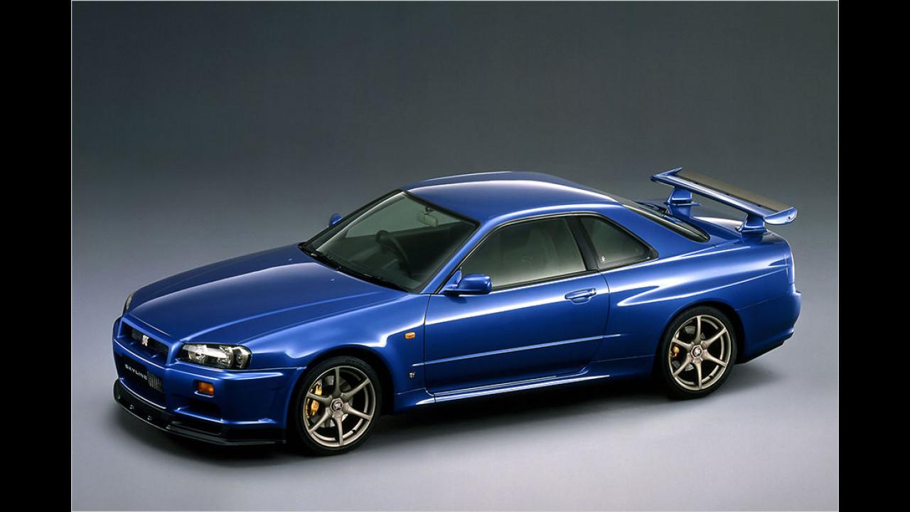 Nissan Skyline GT-R R34 (1998)