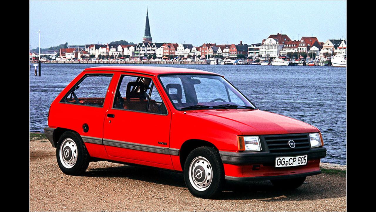 Opel Corsa (1982)