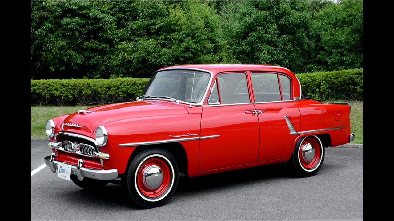 1. Generation: RS und RS30 von 1955 bis 1962