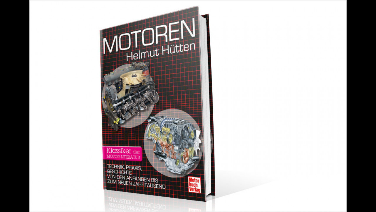 Helmut Hütten: Motoren