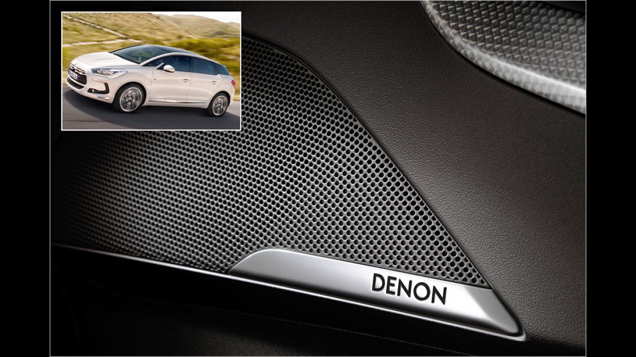 Citroën: Denon