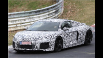Erwischt: Neuer Audi R8